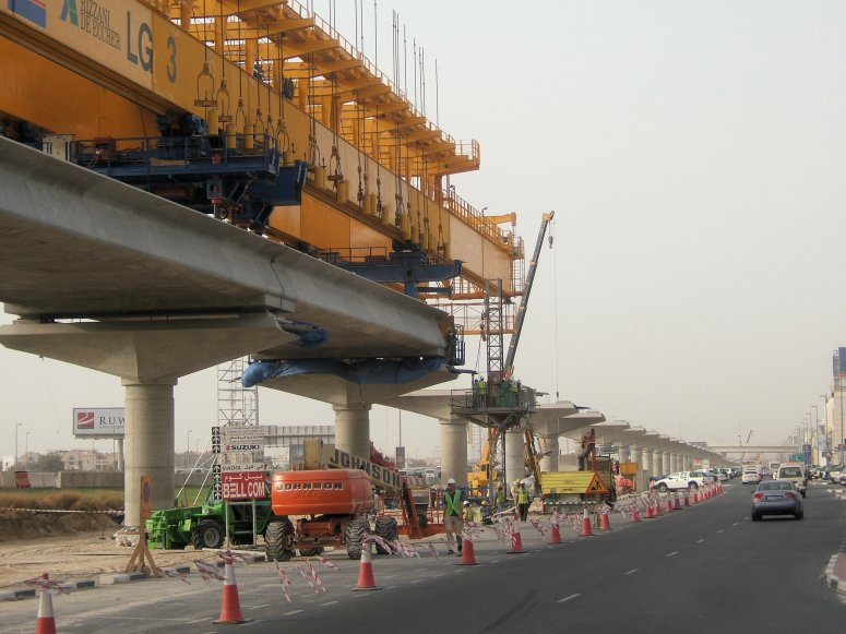 Seismic Analysis Of Viaduct Substructures On The Dubai
