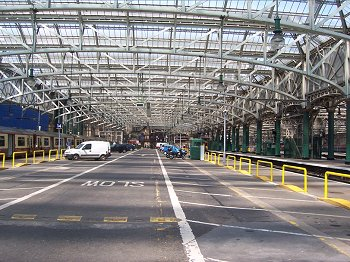 Glasgow Central Short Stay Car Park