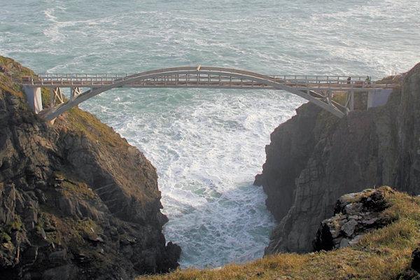 New Mizen Head Footbridge