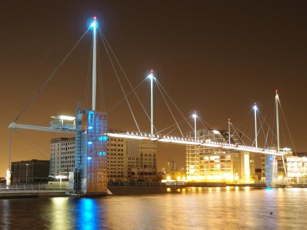 Dynamic Analysis Of The Royal Victoria Dock Bridge