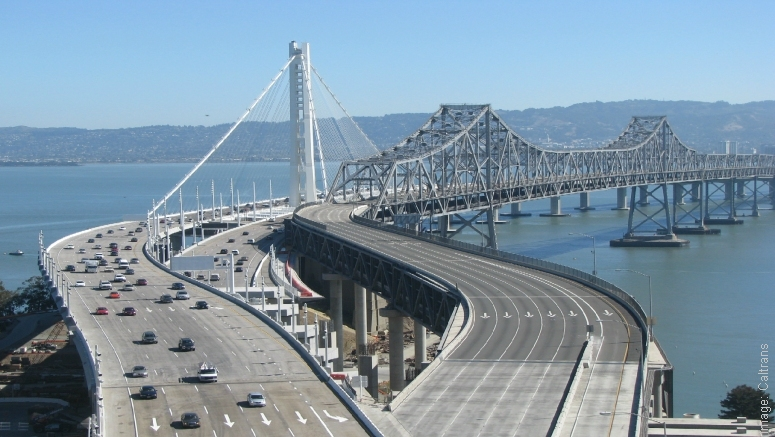 Dismantling Of The San Francisco Oakland Bay Bridge East