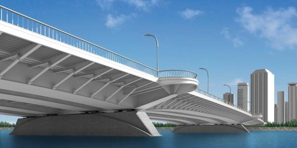 steel box girder bridge design 3