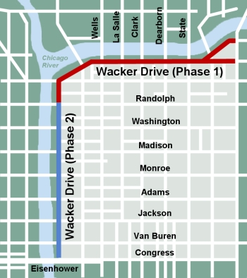 Wacker Drive Reconstruction - Phase 2 Design