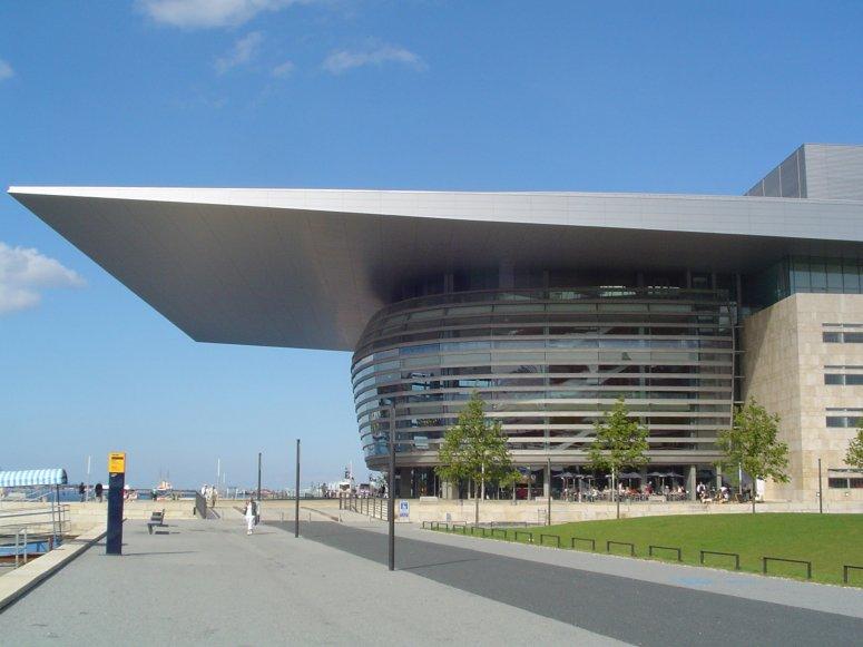 Analysis And Design Of The Copenhagen Opera House Roof